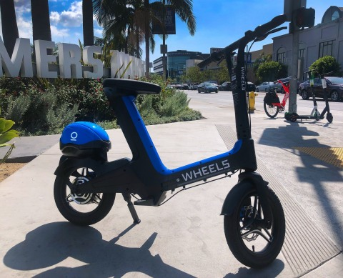 Wheels raises $50 million to roll out e-bikes. (Photo: Business Wire)