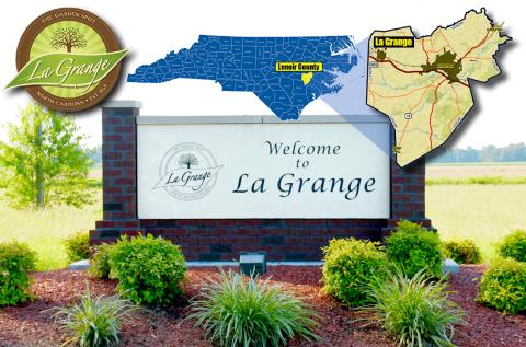 Town of La Grange, North Carolina, population 2,800. (Photo: Business Wire)