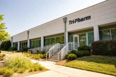 TriPharm is located at 627 Davis Drive, Suite 100. (Photo: Business Wire)