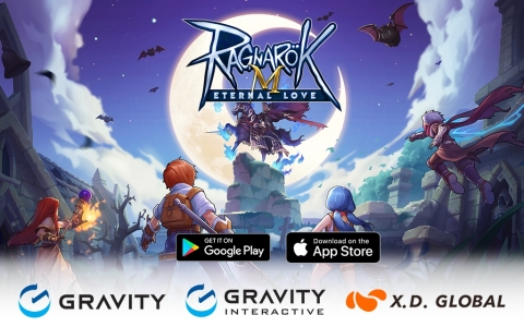 Gravity Interactive, a subsidiary of Gravity Co., Ltd. (NASDAQ: GRVY), officially launched its mobile MMORPG game Ragnarok M: Eternal Love in Europe and Russian regions on October 16th. Ragnarok M: Eternal Love, which can be enjoyed in English, German, Spanish, French, Portuguese, and Russian, will truly become a game that can be played worldwide. To celebrate the global launch, Gravity prepared various events. (Graphic: Business Wire)