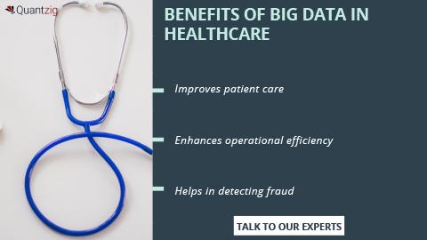 Benefits of Big Data in Healthcare