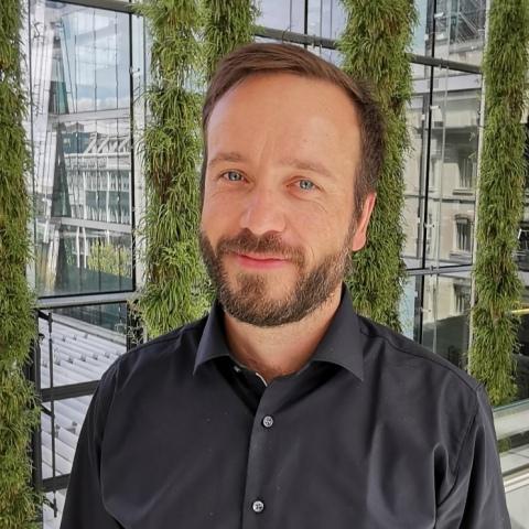 STALICLA's Chief of Science - Stéphane Baudouin (Photo: STALICLA)