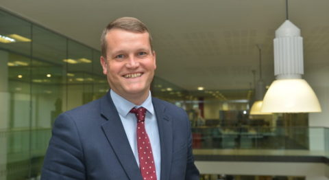 Dale Robinson, COO HealthTrust Europe (Photo: Business Wire)