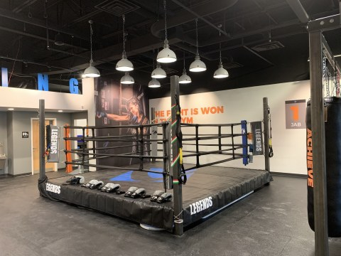 Legends Boxing Houston (Photo: Business Wire)
