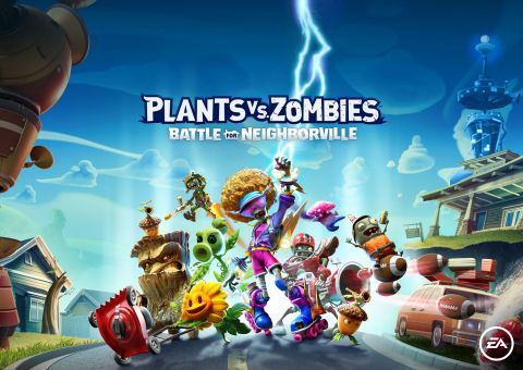 Plants vs. Zombies: Battle for Neighborville (Graphic: Business Wire)