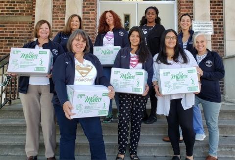 Hackensack Public School District Nurses (Photo: Business Wire)
