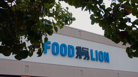 Food Lion will open new store in Goose Creek, S.C., on Wednesday. (Photo: Business Wire)