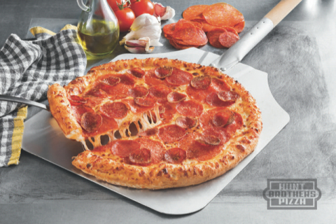 Hunt Brothers Pizza Brings Back Pepperoni Trio For a Limited Time  (Photo: Business Wire)