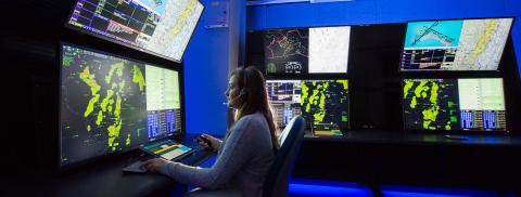 ATC Arbeitsplätze der Zukunft (Foto: Business Wire)