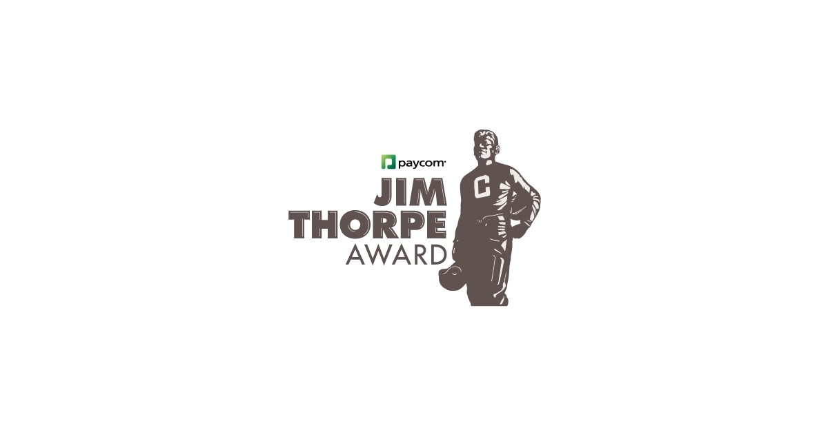 Oklahoma Sports Hall Of Fame Names Paycom Jim Thorpe Award