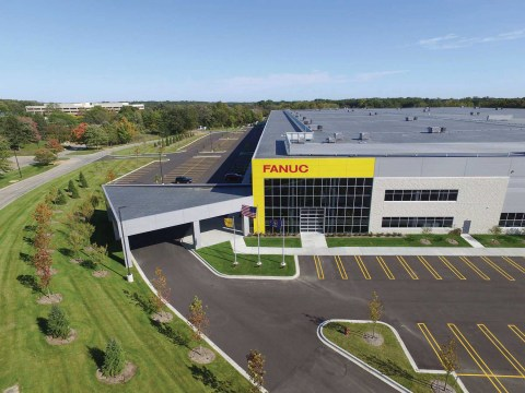 FANUC America Opens New North Campus Robotics and Automation Facility (Photo: Business Wire)