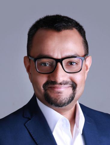 Kumar Ritesh, CYFIRMA Chairman and CEO (Photo: Business Wire)
