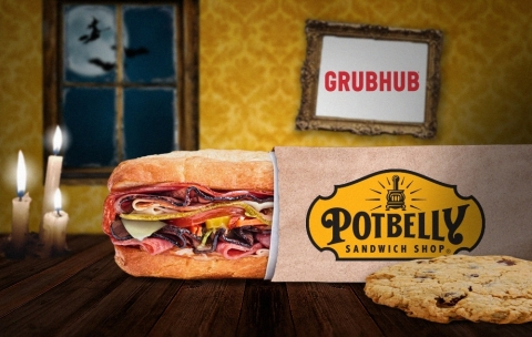 Potbelly Launches Nationally on Grubhub with Sweet Deal (Photo: Business Wire)