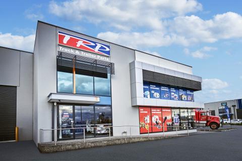 TRP Store in Packenham, Australia (Photo: Business Wire)