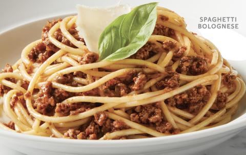 Spaghetti Bolognese (Photo: Business Wire)