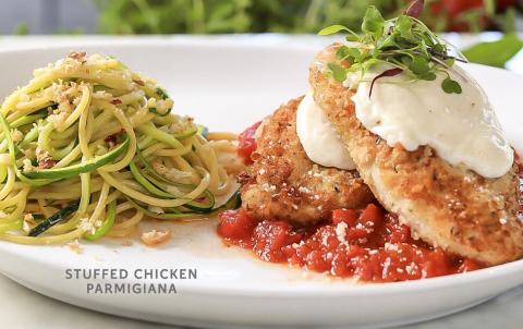 Stuffed Chicken Parmigiana (Photo: Business Wire)