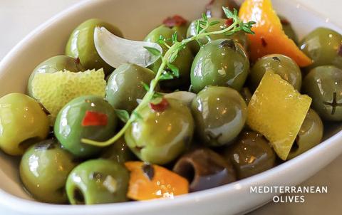 Mediterranean Olives (Photo: Business Wire)