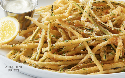 Zucchini Fritti (Photo: Business Wire)