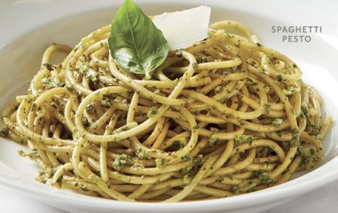 Spaghetti Pesto (Photo: Business Wire)