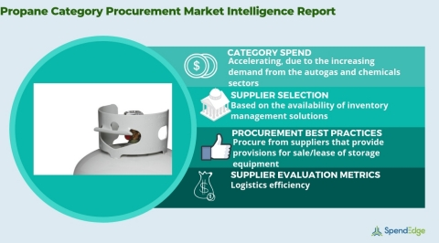 Global Propane Market Procurement Intelligence Report. (Graphic: Business Wire)