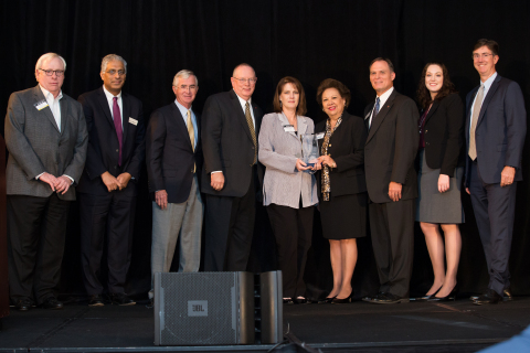 Broadway Bank, a member of FHLB Dallas, was honored on October 18 with FHLB Dallas' 2019 CARE Award in recognition of its commitment to community investment and revitalization. (Photo: Business Wire)