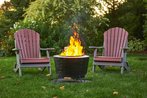 Tiki Brand Introduces Fire Pit Wood Pack On Kickstarter Business Wire