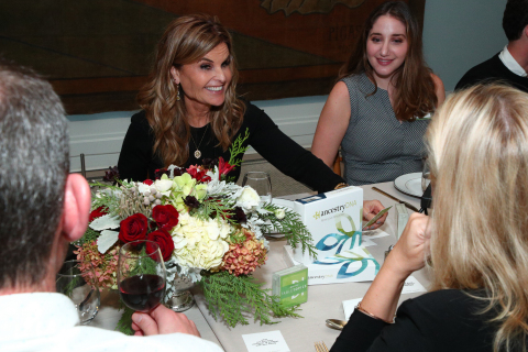 With advice from Maria Shriver and TABLETOPICS partnership, Ancestry provides families with the resources for making holiday gatherings more meaningful. (Photo: Business Wire)