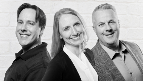 From left: Joseph Lindahl, Sandy Mendivil, Dan Cleveland (Photo: Marketing Architects)