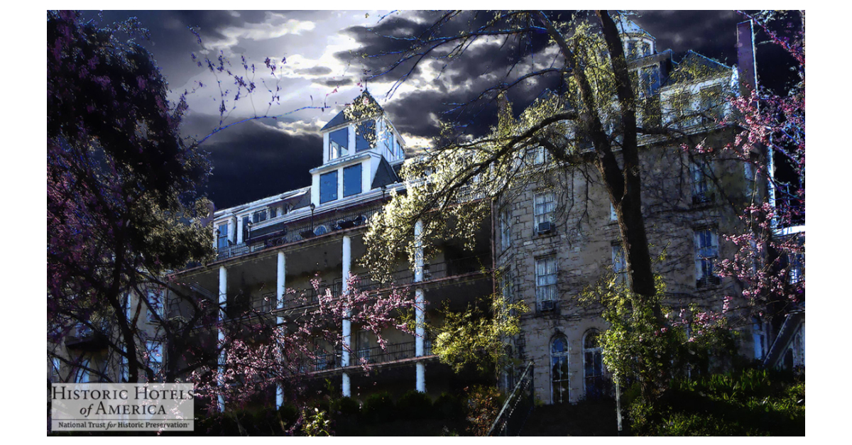 Historic Hotels of America Announces the Top 25 Haunted Hotels