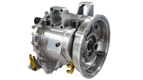 Eaton's eMobility business is launching an all-new 4-speed transmission for heavy-duty electrified commercial vehicles to meet growing global demand. (Photo: Business Wire)