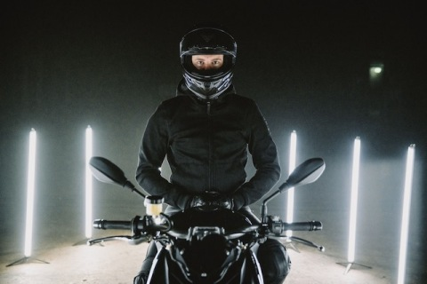 "Forcite Readies to Bring MK1 Smart Motorcycle Helmet that ""Knows Everything"" to American Riders (Photo: Business Wire)"