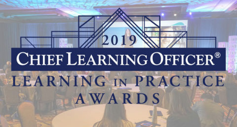 Allego Wins 2019 Learning in Practice Award from Chief Learning Officer Magazine (Graphic: Business Wire)