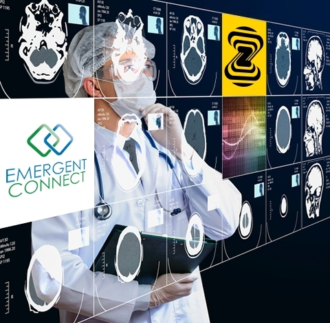 Emergent Connect picks Zebra-Med's AI1 all-in-one bundle to bring ever-growing AI capabilities to its imaging cloud customer base (Photo: Business Wire)