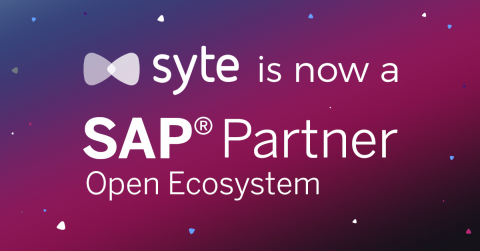 Syte announces SAP Innovation Partnership to provide the highest degree of personalization to retailers in the digital age. (Photo: Syte)