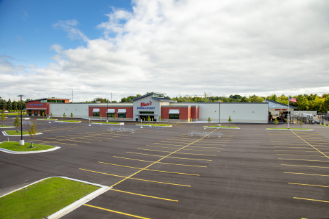 The newest Blain's Farm & Fleet store in Walker will be similar to the recently opened Holland store pictured here. (Photo: Business Wire)
