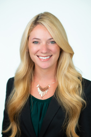 Krista Weeks was promoted to business development manager at Aqua Pennsylvania. (Photo: Business Wire)