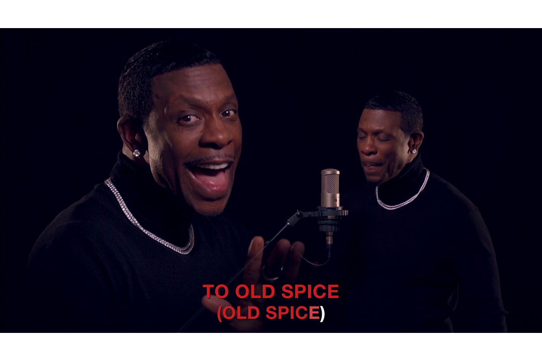 """October 24, 2019 -- R&B icon Keith Sweat drops diss track and music video in response to the recent Old Spice advertising campaign and the brand's irrational commitment to eliminating sweat in all forms, including removing Washington Redskins rookie Montez Sweat from the NFL based solely on his last name. The song is a remake of Sweat's 1996 hit """"Nobody,"""" which ranked No. 1 on Billboard's Hot R&B/Hip Hop songs. Old Spice, a long time sponsor of the NFL, created the tongue-in-cheek, faux political-style campaign to support Old Spice Sweat Defense anti-perspirants, including new Dry Spray delivering superior 48-hour sweat and odor protection."""