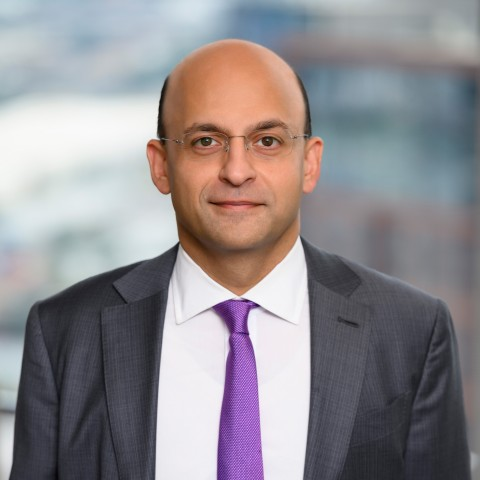 Taimur Hyat, chief operating officer, PGIM (Photo: Business Wire)