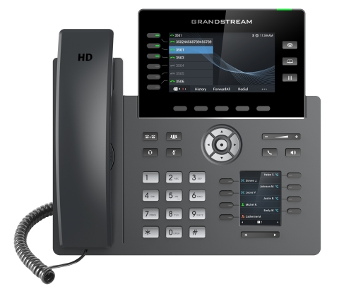 Grandstream's GRP2616 Carrier-Grade IP Phone (Photo: Business Wire)