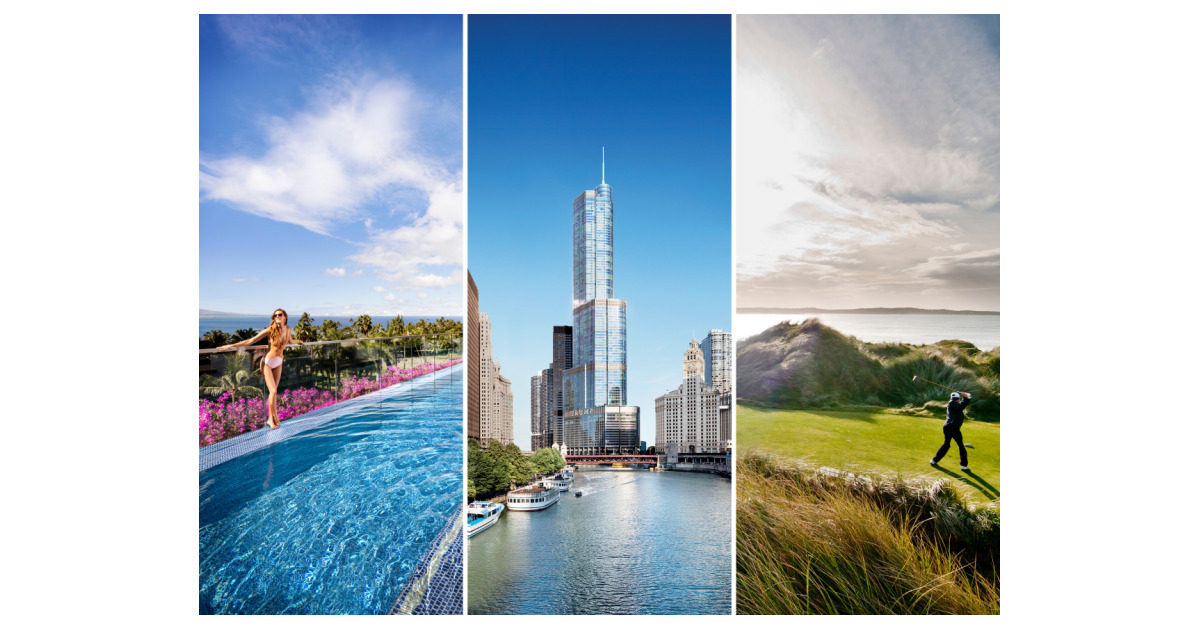 "Trump Hotels™ in the US, UK and Ireland among ""Top Hotels and Resorts"" in Condé Nast Traveler's 2019 Readers' Choice Awards"