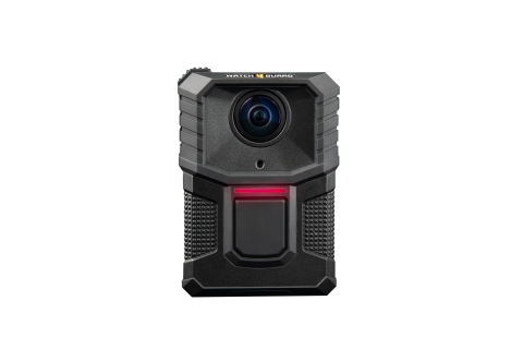 Motorola Solutions WatchGuard V300 body-worn camera. (Photo: Business Wire)