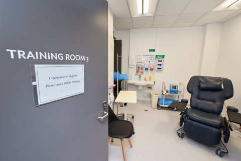 The new home dialysis training rooms enable Fresenius Kidney Care Spearwood Clinic to provide greater support for patients to suit their individual needs, delivering on Fresenius Medical Care's ongoing commitment to local and remote communities in the state.