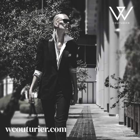 Whyte Bespoke celebrates 80 years of craftsmanship with a fresh new moniker – W Couturier (Photo: AETOSWire)