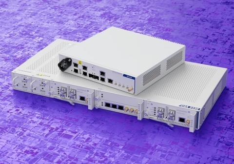 Die Produktreihen OSA5430 und OSA5410 erlauben einem der größten, chilenischen Mobilfunkbetreiber den Netzausbau mit LTE-A Leistungsmerkmalen