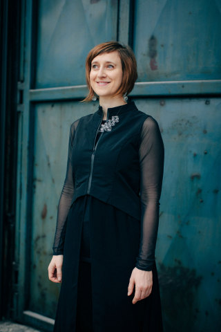 Magdalena Paluch, CEO and Co-Founder of LabTwin (Photo: Business Wire)