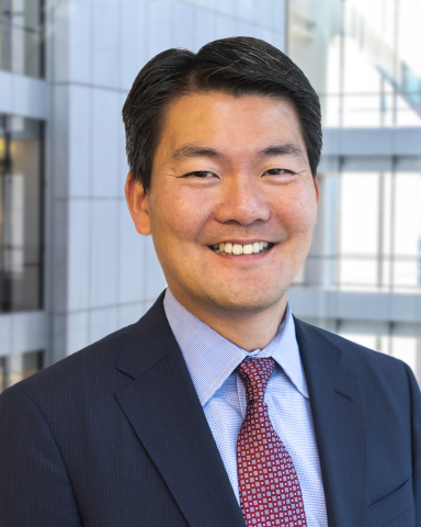 Ray Ahn, global chief marketing officer, PGIM Investments (Photo: Business Wire)