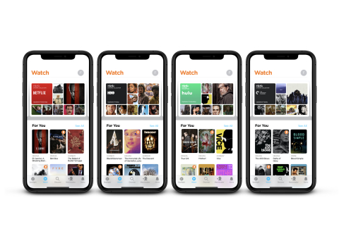 With Flikflix® Dynamic Collections™, Subscribers get personalized recommendations for all of the amazing content on their current Video Services that fit them best. (Photo: Business Wire)