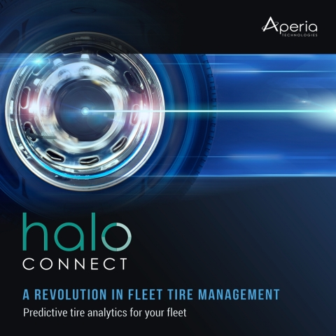 Halo Connect from Aperia Technologies (Photo: Business Wire)