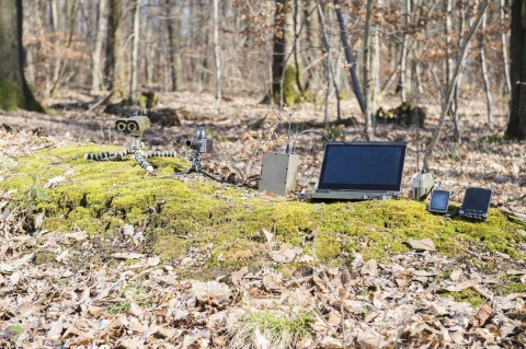 Exensor - Unattended Ground Sensor (UGS) Systems (Photo: Business Wire)