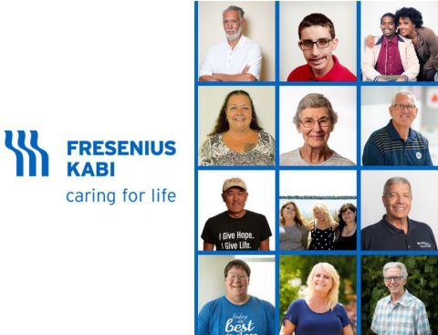 The 15 inductees for 2019 to the Fresenius Kabi Blood Donation Hall of Fame are all amazing examples of dedication to donating blood or raising awareness of the importance of doing so! (Photo: Business Wire)